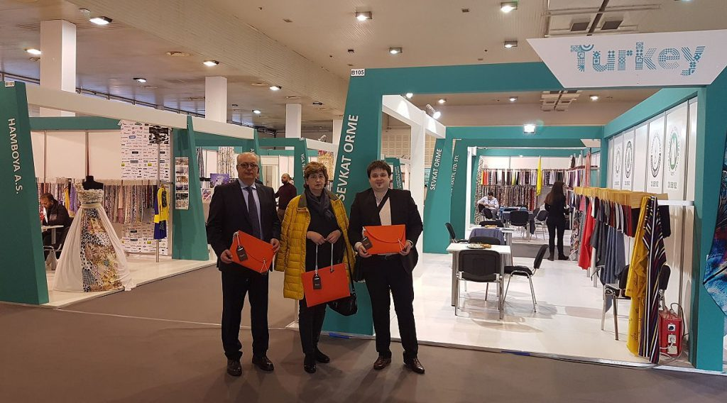 Timod EXPO 2019 was presented at the Balkan Textile Fair in Belgrade