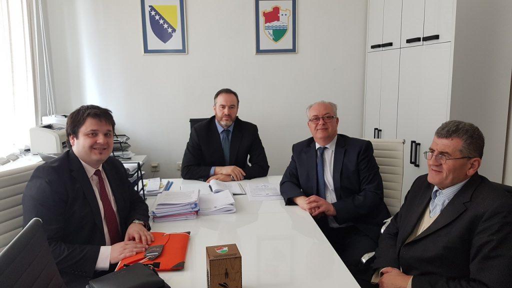 Novoimenovani ministar privrede SBK podržao Sajam Timod EXPO 2019