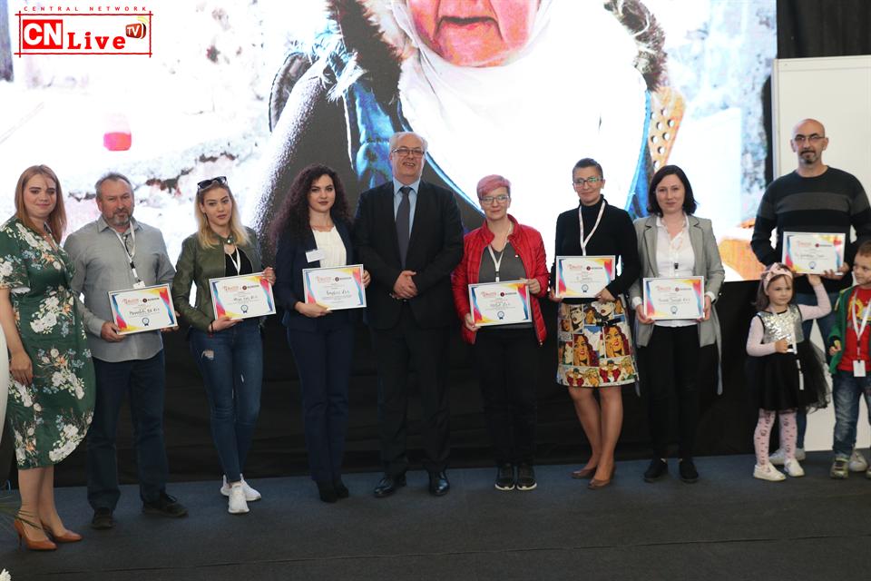 Dodjela priznanja na Sajmu Timod EXPO 2019