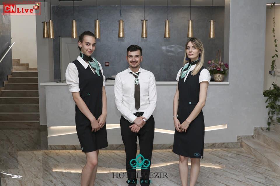 """""""Senses"""" dizajnirao i izradio kompletne uniforme za osoblje hotela """"Vezir Palace"""""""