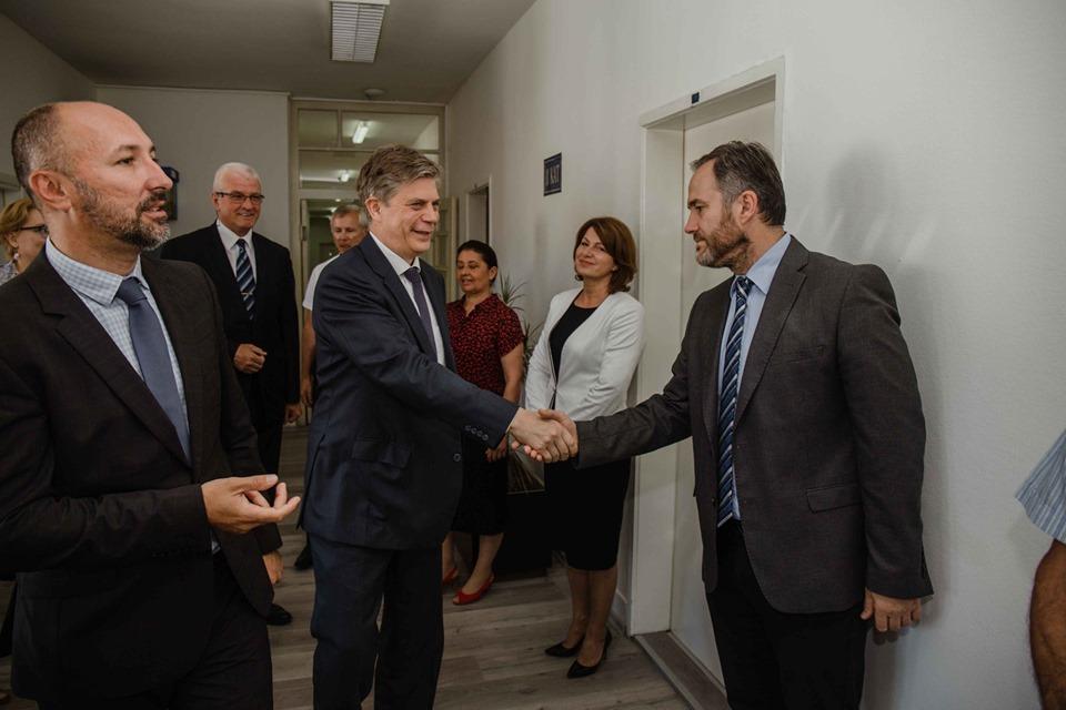 Wigemark: Neformiranje vlasti pogađa građane i usporava evropski put BiH