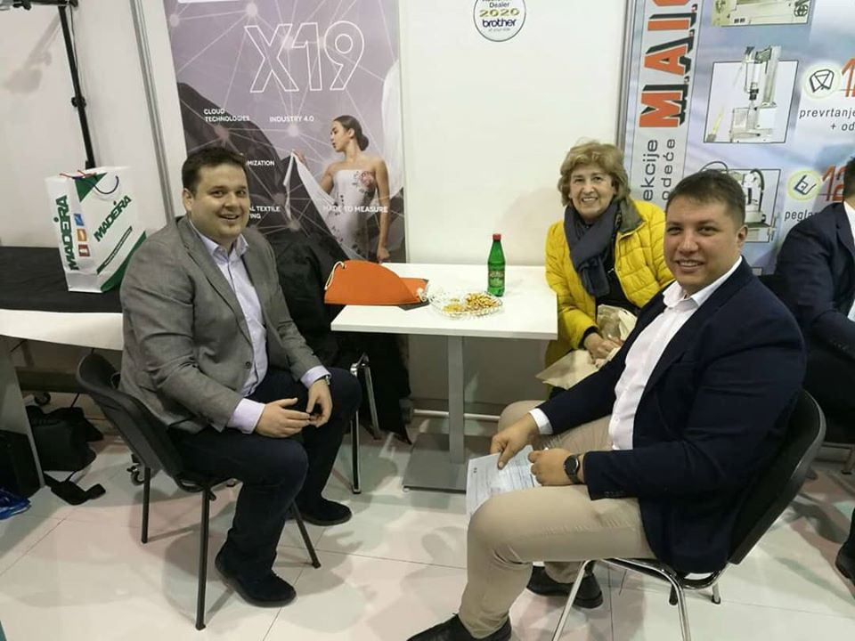 Timod EXPO promovisan u Beogradu na Balkan Textile Fair-u